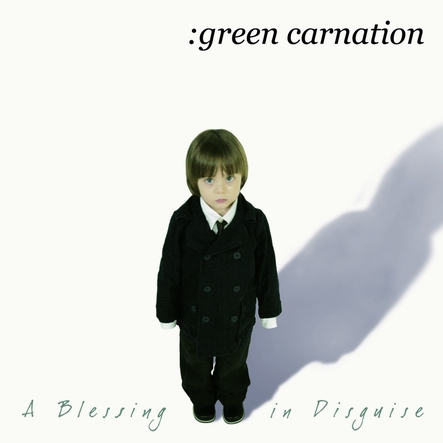 GREEN CARNATION - A Blessing In Disguise - Doble 33 1/3 RPM Gatefold